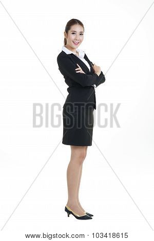 Young Bussiness Woman