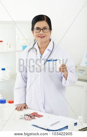 Vietnamese pharmacist