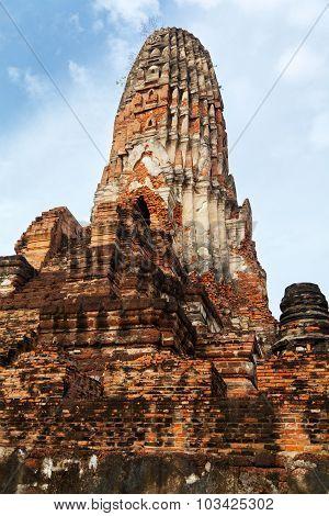 Wat Chaiwattanaram, Ayuthaya