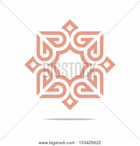 Logo design letter G Icon symbol vector