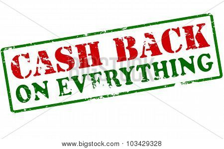 Cash Back On Everything