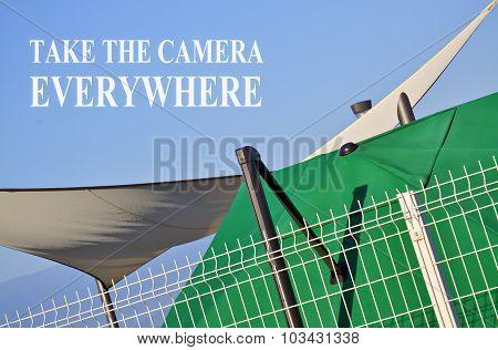 Take The Camera