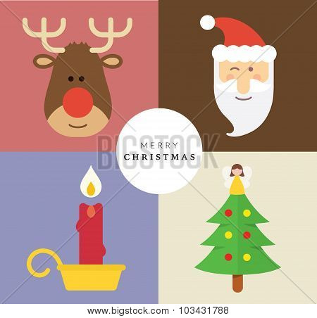 Christmas Decoration Set V