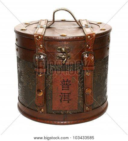 Chinese Pu-erh Tea In Box