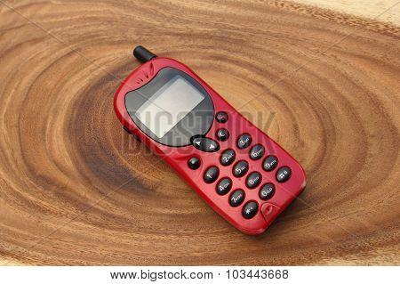Obsolete telephone