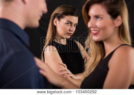 Betrayal Concept