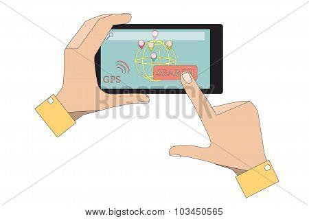 Mobile Navigation.