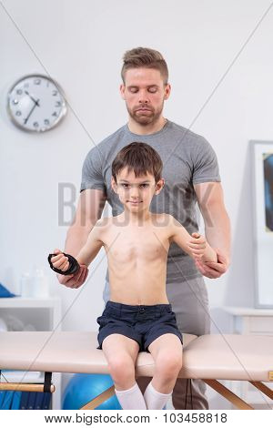 Child With Physical Problems