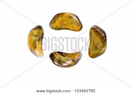 Tiger's Eye Form Africa .