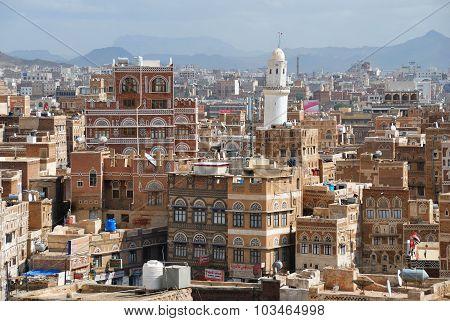 Sanaa,yemen