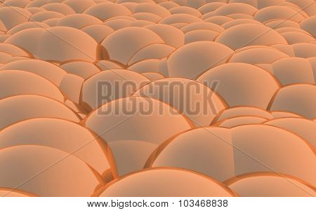 3D Spheres Crossover Skin