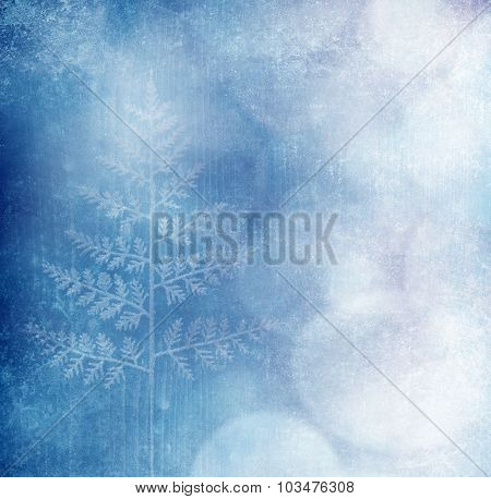 Christmas Tree Background. New Year card.
