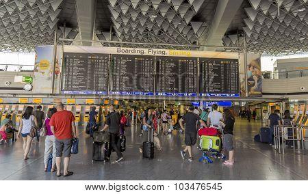 International Frankfurt Airport