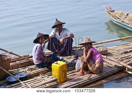 Burmese people