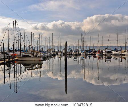 Tacoma  Boat Harbor