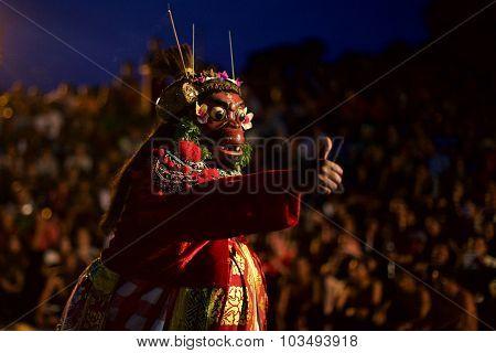 Balinese Kecak Dance