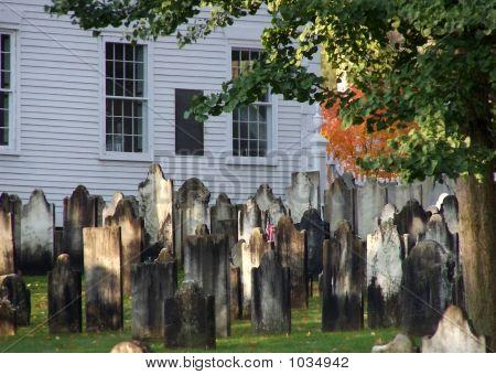 Bennington Churchyard