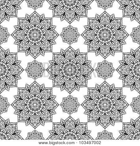 Design Of Mandalas.