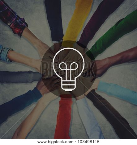 Ideas Thinking Strategy Creativity Planning Inspiration Concept