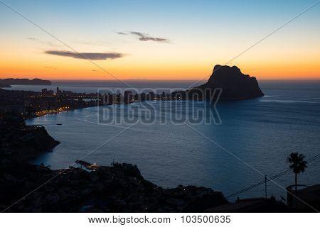 Calpe Bay