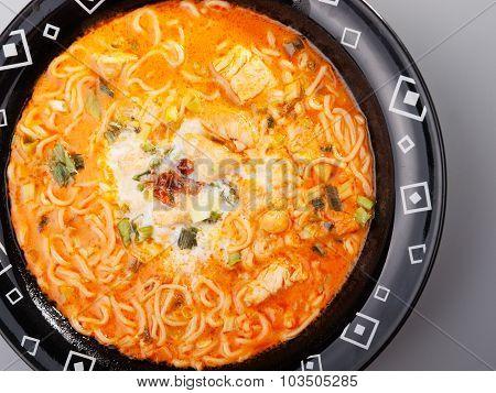 Thai Soup Tom-yum