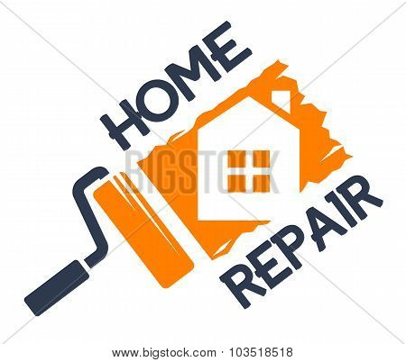 The emblem of home repair.