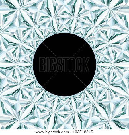 Decorative Diamond Frame