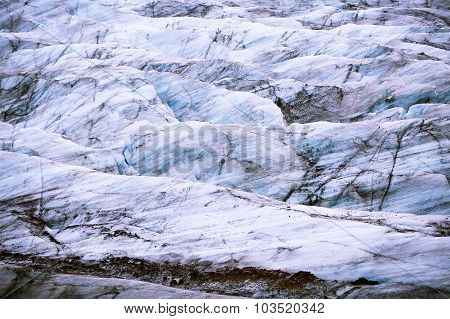 Iceland Glacial