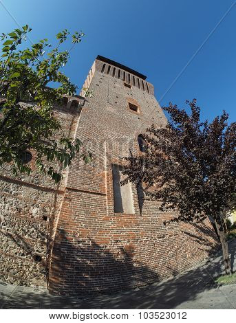 Tower Of Settimo In Settimo