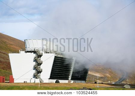 Power Station, Northen Iceland