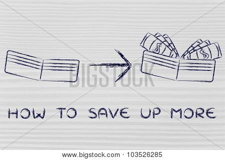 How To Save Up More