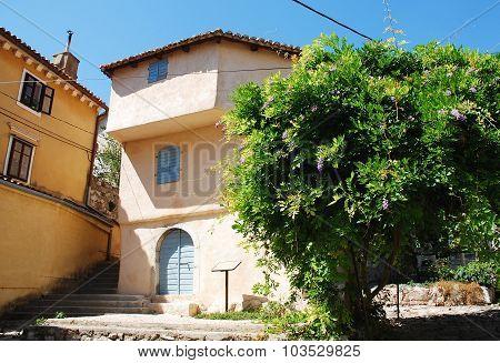 Turkish House In Bakar
