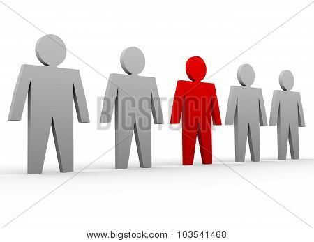Individuality - Stand Out Of A Crowd