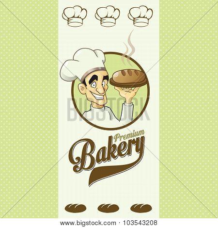 Premium Bakery.