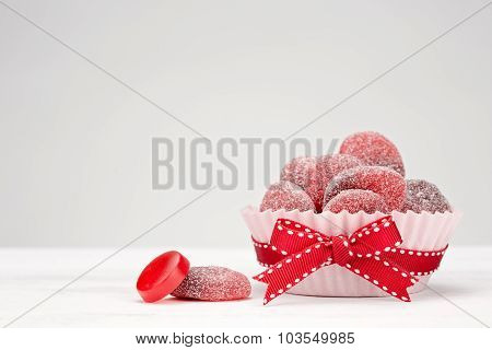 Red Candies