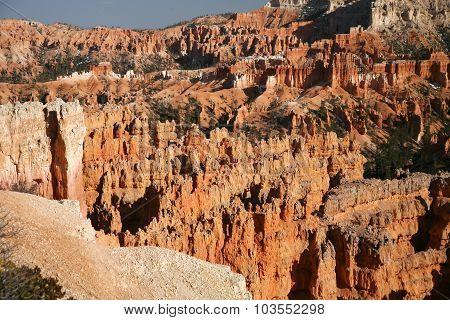 Bryce Canyon Hoodoos, Utah, Usa