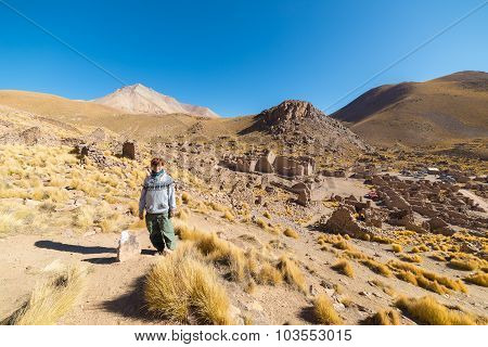 Roadtrip On The Andean Highlands, Southern Bolivia