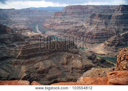 Ggrand Canyon, Arizona, Usa