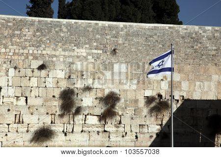 Wailing Wall, Western Wall, Kotel, Jerusalem
