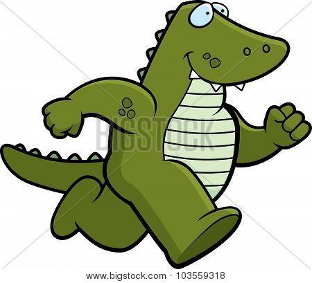 Gator Running