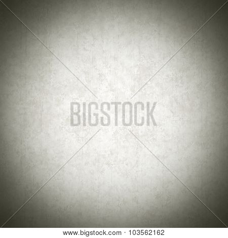 Grunge Texture With Stains, Strokes And Vignette