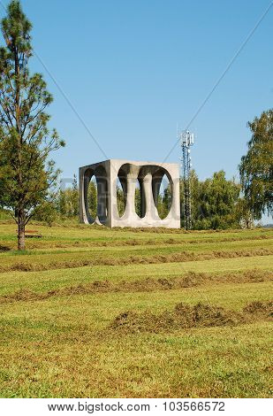 Memorial In Ilirska Bistrica