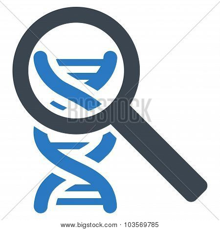 Explore Dna Icon