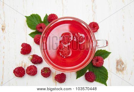 Tea Raspberry