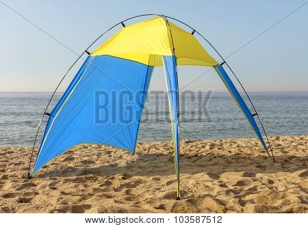 Tent At The Beach
