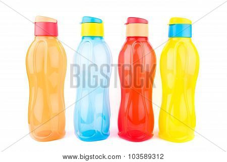 Colorful Sports Bottles