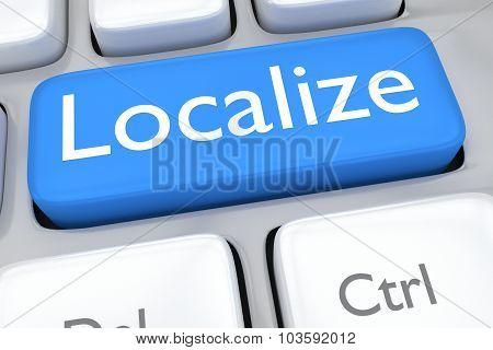 Localize Concept