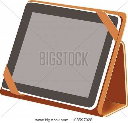 brings tablet e-book