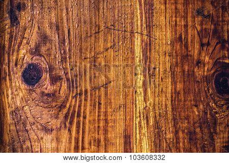 Wet Wooden Plank Texture