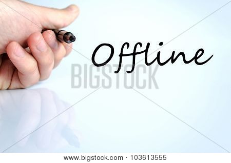 Offline Text Concept